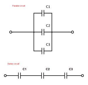 Parellel circuit and Series circuit